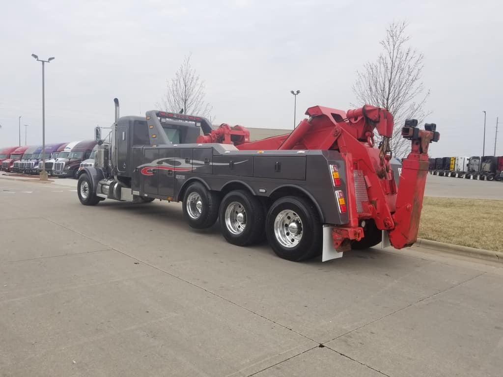 24 hour heavy towing Eunice